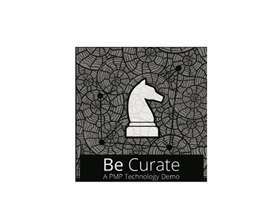 Be Curate Project - Design Guide