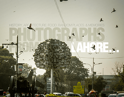 Photographs from Lahore.