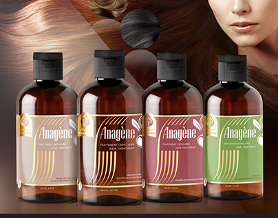 Argan Oil Products Design