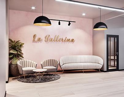 3D   La Ballerina Performing Arts Studio