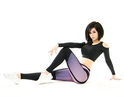 Fitness girl