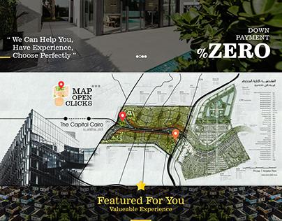 New Capital Cairo - Advanced Easiness - Web