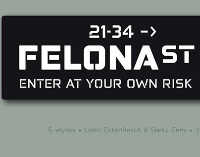 Felona st. Neo Stencil & Variable