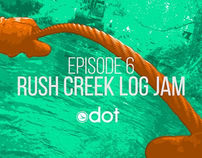ODOT Stories: Rush Creek Log Jam