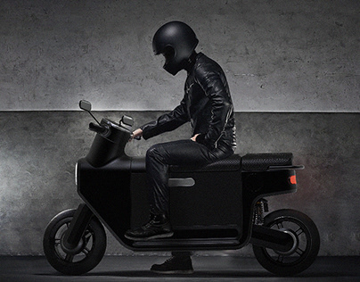 Commooter Scooter