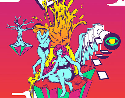VNZMA Poster: Style&Technique -1