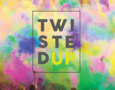 Twisted Up Color Festival