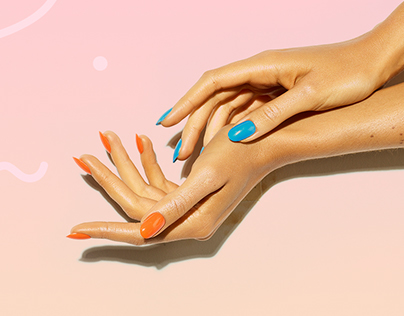 CND Creative Play - Spring Polish Campaign