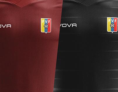 Selección Venezolana de Fútbol - La Vinotinto