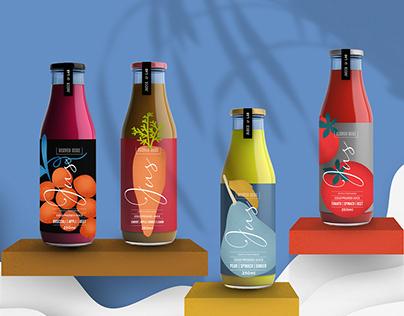 Juice & Lab | Branding