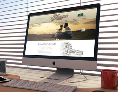 Scrolling Parallax Website Design