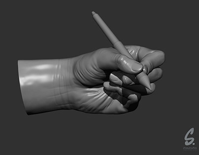 Character sculpts/rigs various projects