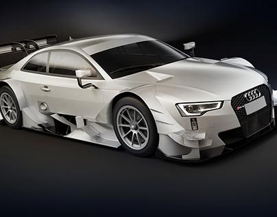 2015 Audi RS5 DTM