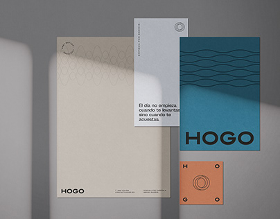 HOGO - Branding / Web / Packaging / Editorial