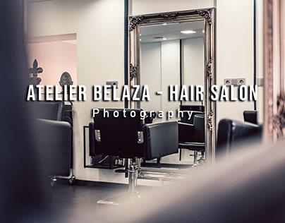 Hair Salon Photography