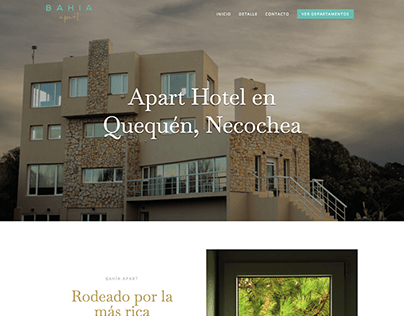 Hotels and Tourism Websites