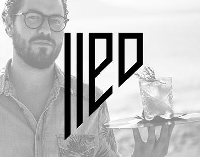 Brand Identity & Web site - Lleo dj