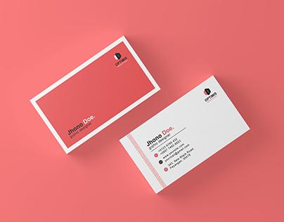 Unique Business Card Desgin