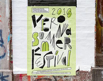 Verona Summer Festival Poster
