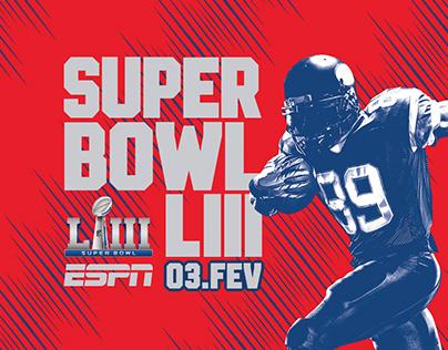 JAWA | ESPN Super Bowl LIII Social Media