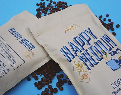 Augie´s Coffee - Happy Medium