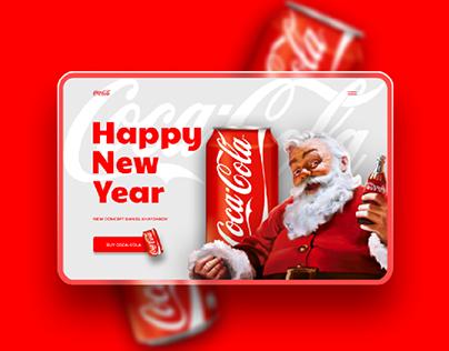 Concept Coca-cola