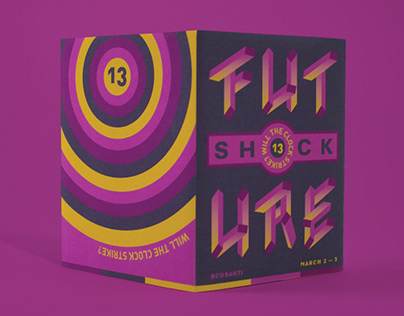 Future Shock: Conference Branding