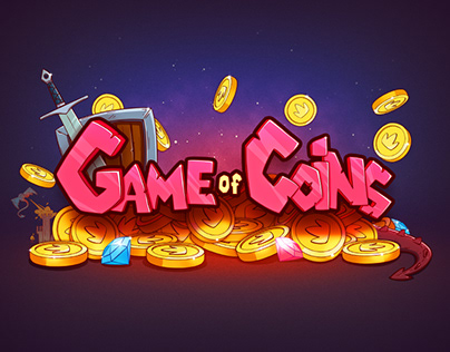 Game of Coins - Casino Slot Game art