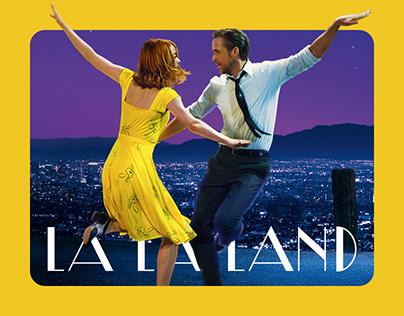 La La Land - Digital Ads