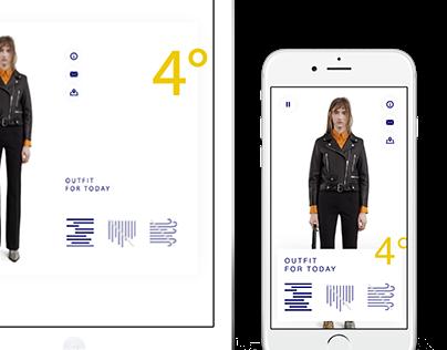 GUDRUN – The weather app
