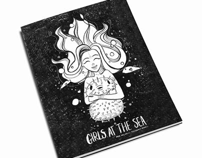 Zine: Girls at The Sea