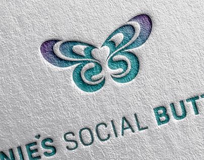 Delainie's Social Butterflies Brand + Identity