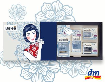 德國 dm Balea 芭樂雅天貓商城- 動畫廣告