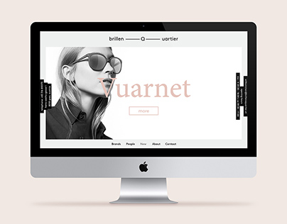 brillen-Q-uartier Website