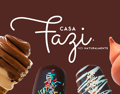 CASA FAZI - BRAND IDENTITY