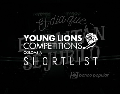 Young Lions PR 2017 / Banco Popular