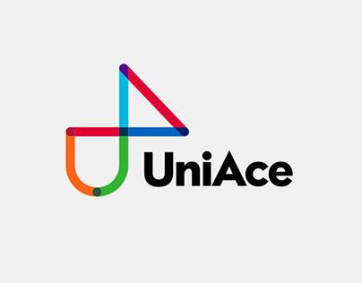 UniAce Brand Identity