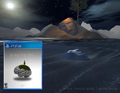 Gray Matter | Conceptual Game Design