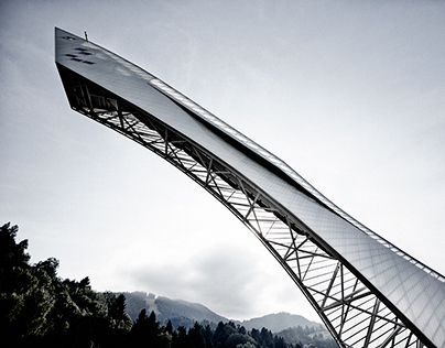 Audi Magazine, Olympic Ski Jump, Garmisch-Partenkirchen