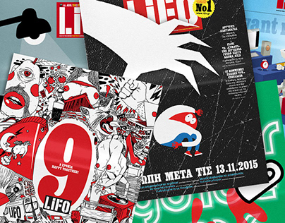 LiFO Covers / 2011-2016