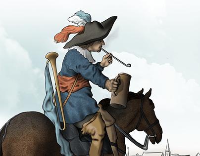 Dutch Cavalry 1629