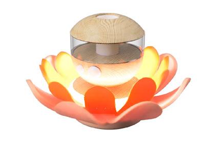 Air-Lotus Ultrasonic Humidifier (Casing Design)