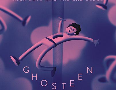 GHOSTEEN - Nick Cave & The Bad Seeds album (fan)art