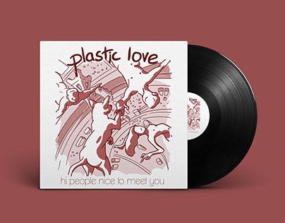 Album Cover for Plastic Love