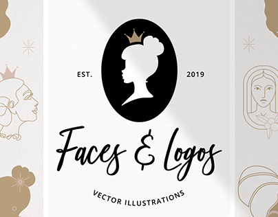 Faces & Logo Designs