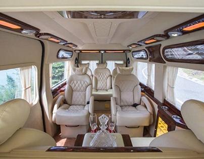 Luxury car Danang to Nhatrang