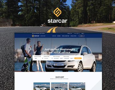 Starcar Website