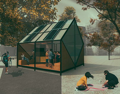 [ARQ] Shelter Interactive Educational | Competition CCC