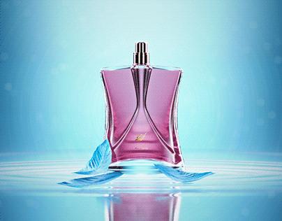 Perfume visualization