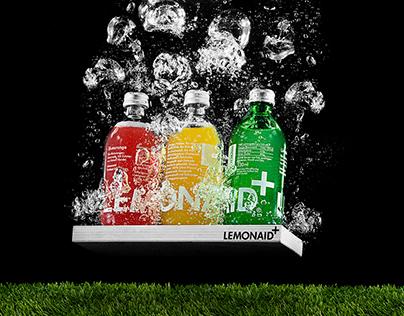 Lemonaid Underwater. [Timelapse Video]